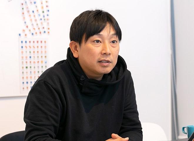 ネクストイノベーション株式会社 代表取締役 石井 健一さん